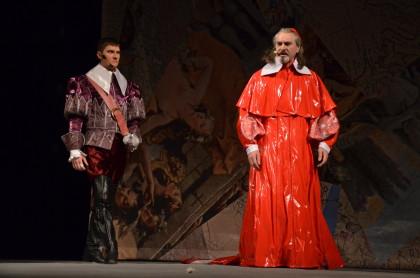 Три мушкетера на донецкой сцене