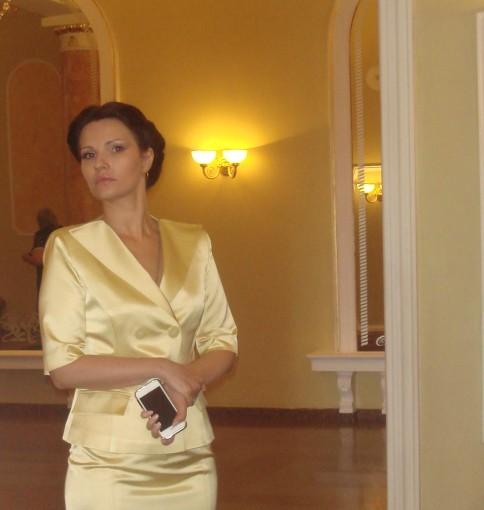Художественный руководитель музыкально-драматического театра Наталья Волкова ждет приезда высокопоставленных лиц.