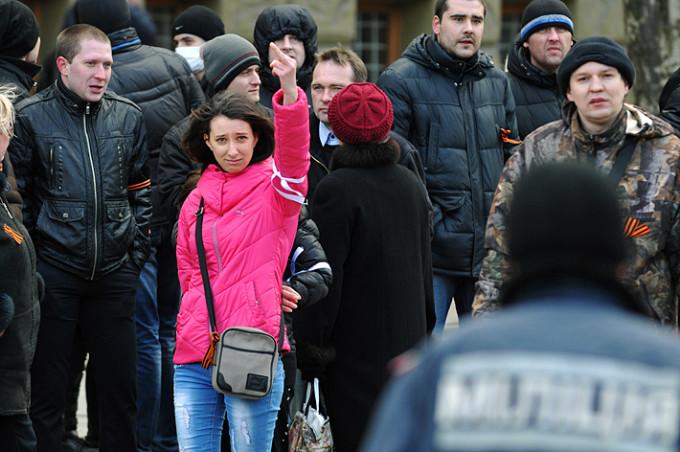 Защитники Донбасса