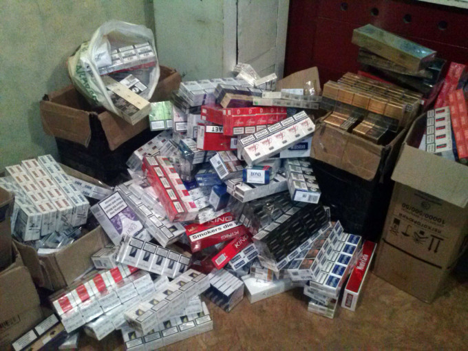 уголовная ответсвенность за контрофактные сигареты