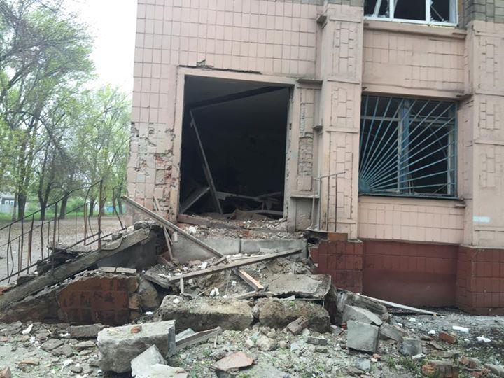 Украинские силовики ночью обстреляли  Донецк,  погибла женщина